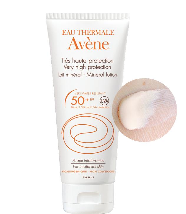 Avene Mineral Sunscreen