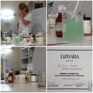 Curso química cosmetica Lizhara