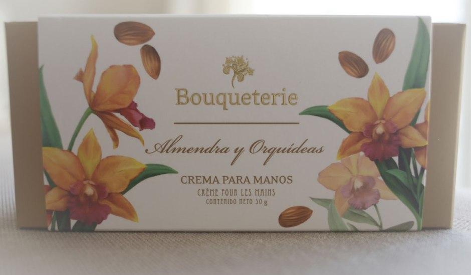 bouqueterie hand cream