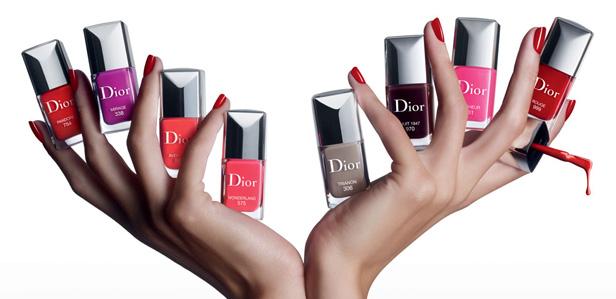Dior Vernis efecto gel