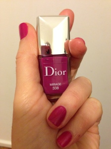Dior Vernis Gel Coat Mirage 338