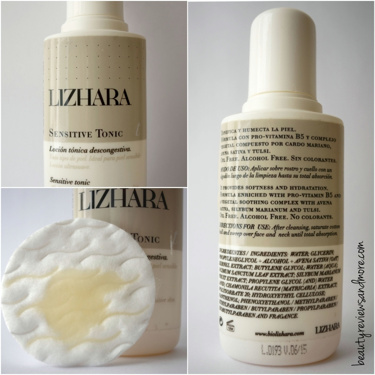 Lizhara Sensitive Tonic