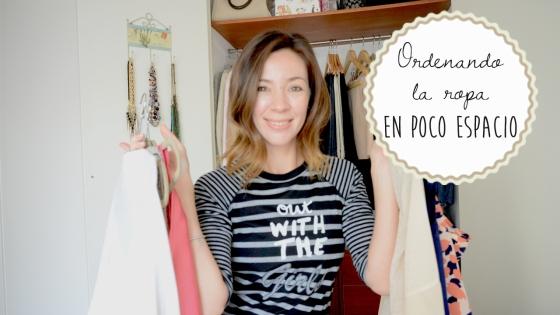 Video tips para ordenar la ropa en poco espacio - Perchas ahorra espacio ...