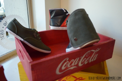 Coca Cola Shoes