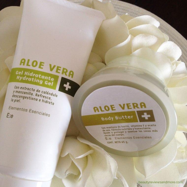 Elementos Esenciales, Aloe Vera