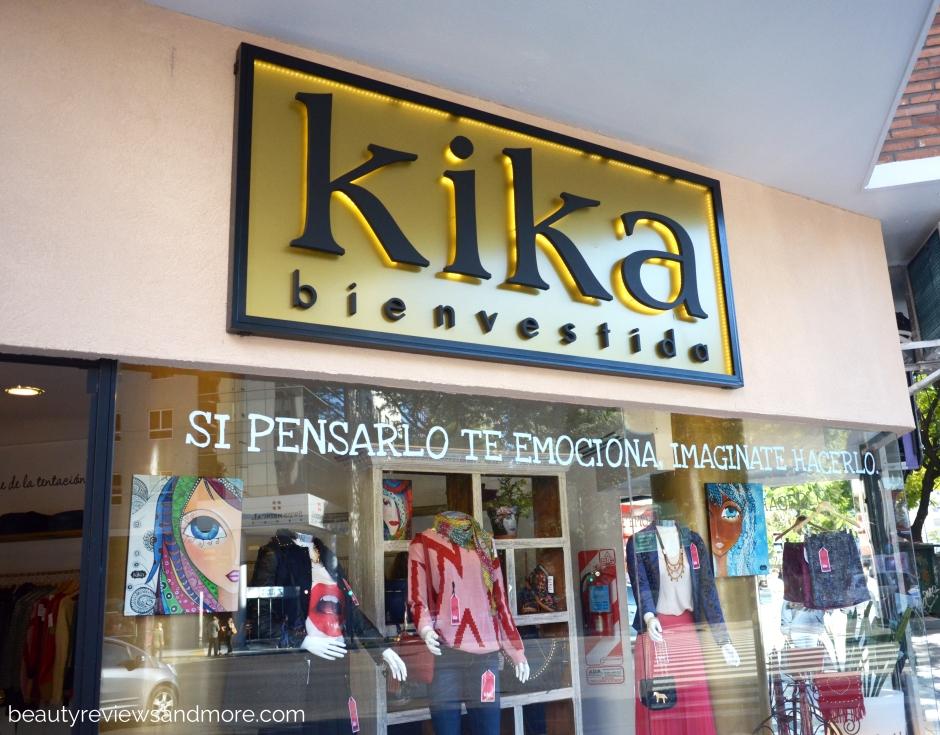 Kika Bienvestida Belgrano