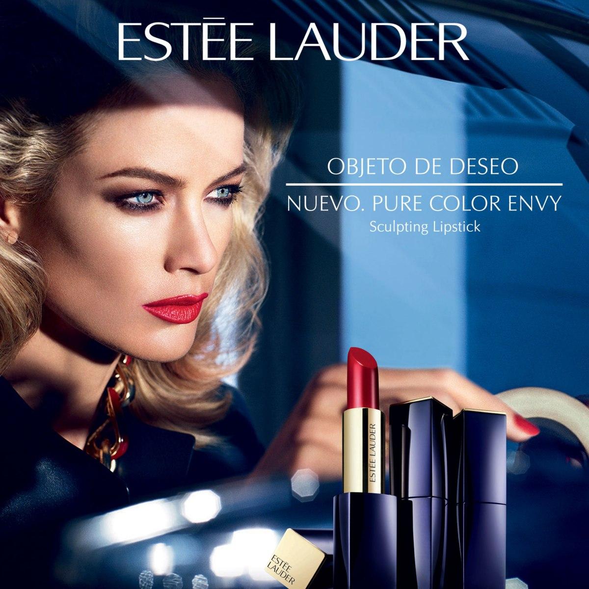 Evento de lujo para presentar Pure Color Envy Sculpting Lipstick, el nuevo labial de Estée Lauder