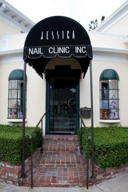 jessica cosmetics nail clinic