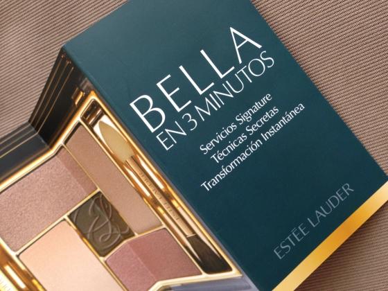 """Los trucos de Estée Lauder para estar """"Bella en 3 Minutos"""""""