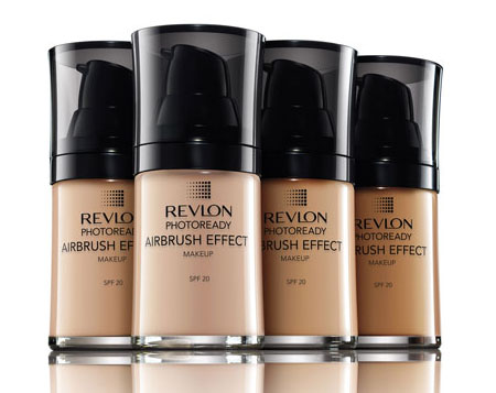 revlon photoready airbrush makeup effect