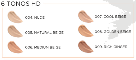 revlon photoready airbrush makeup effect