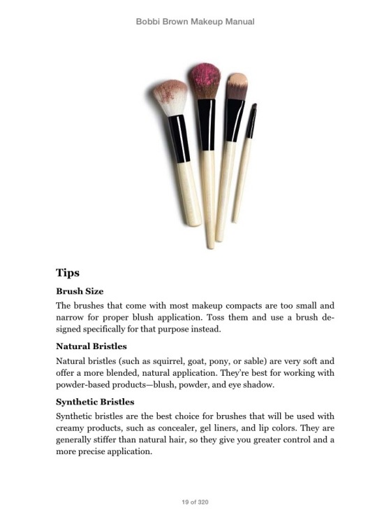 Bobbi Brown Makeup Manual2