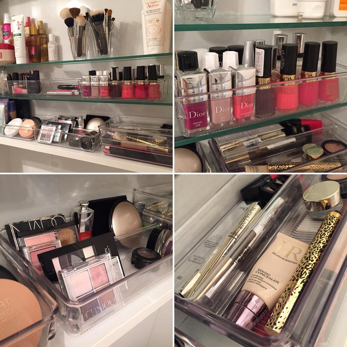 Como organizar los maquillajes (reloaded)