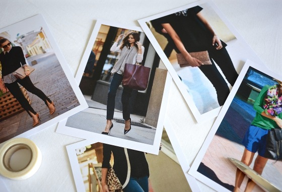 DIY fashion inspiration board2