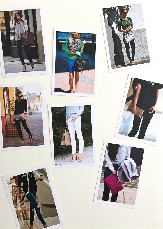 DIY fashion inspiration board5