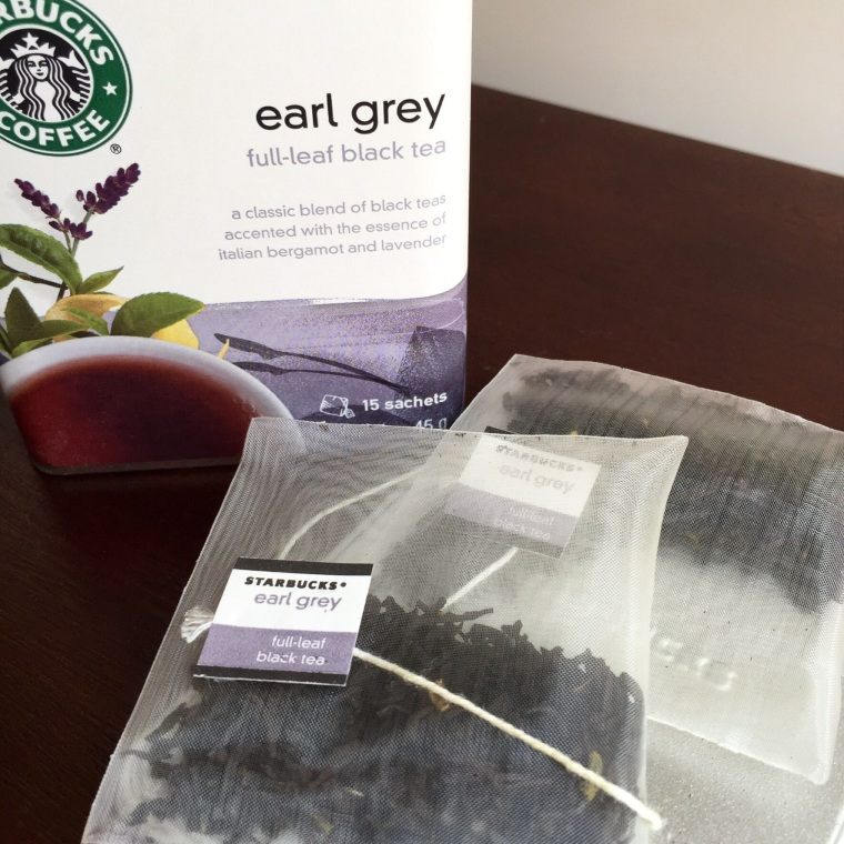 Starbucks Earl Grey