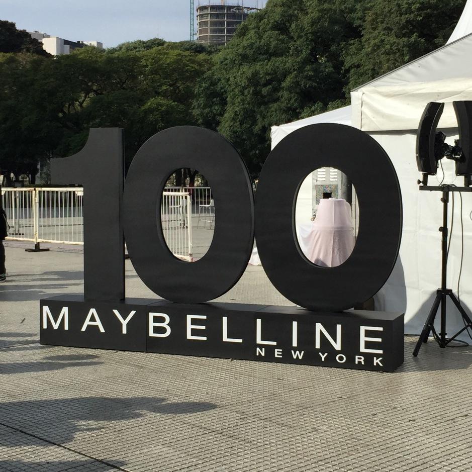 Maybelline 100 años