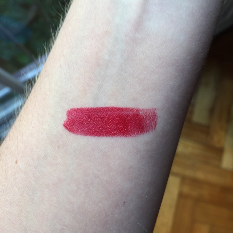 Maybelline Color Sensational 645 Red Revival