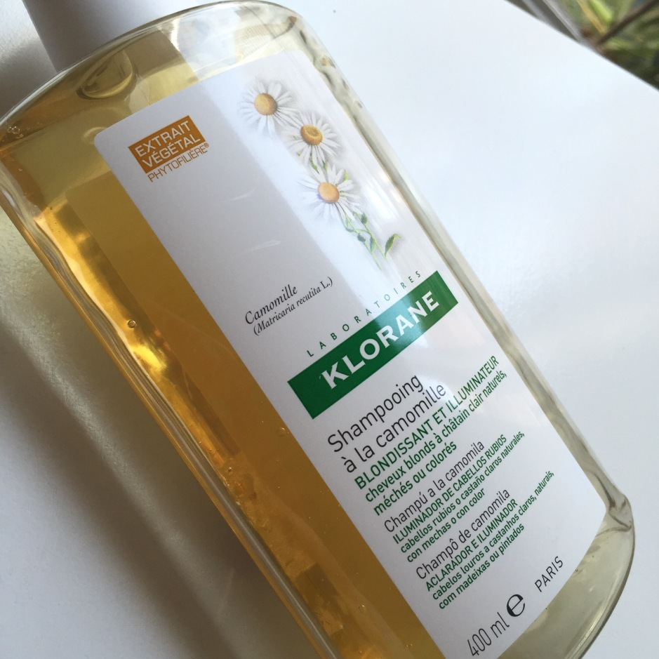 Klorane Shampoo a la Manzanilla