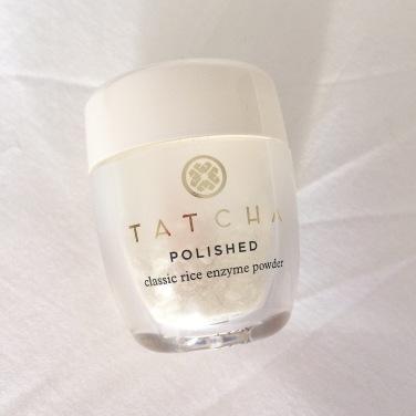 tatcha classic rice enzyme powder travel size