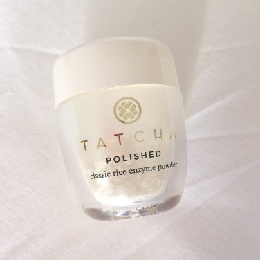 tatcha classic rice enzyme powder travel size