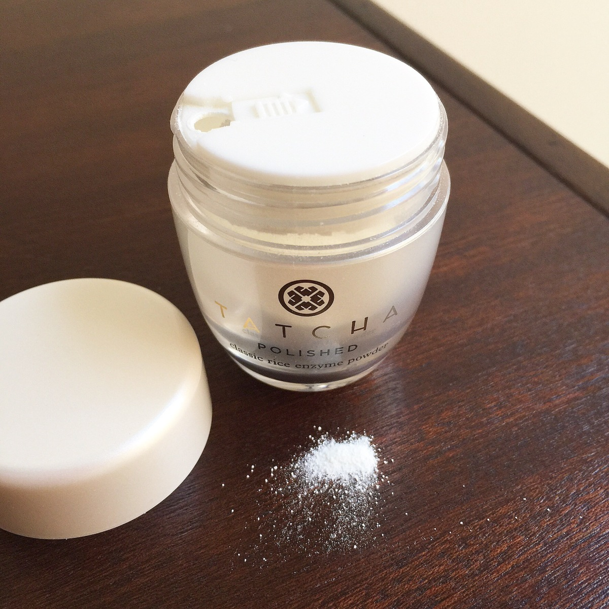 Importados: TATCHA Polished Classic Rice Enzyme Powder
