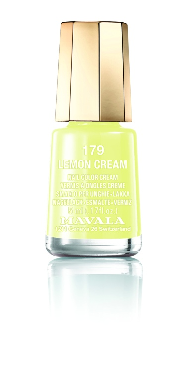 Mavala Lemon Cream