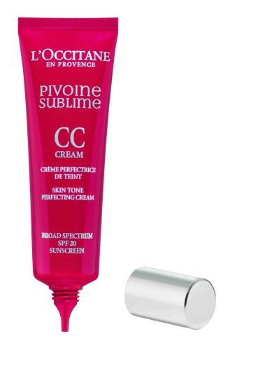 L'Occitane Peonia Sublime CC Cream