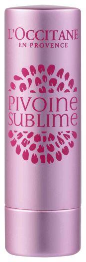 L'Occitane Peonia Sublime Lip Balm