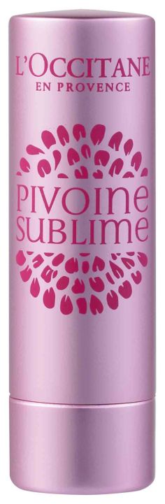 L'Occitane Peonia Sublime Lip Balm