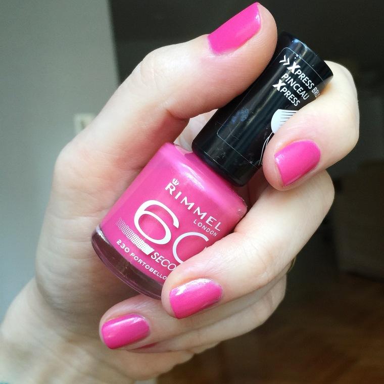 rimmel - 230 portobello pink