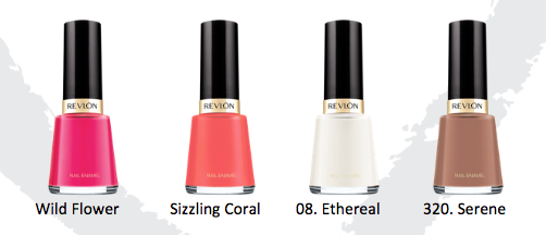 "Revlon ""The Sahara Escape Collection"""