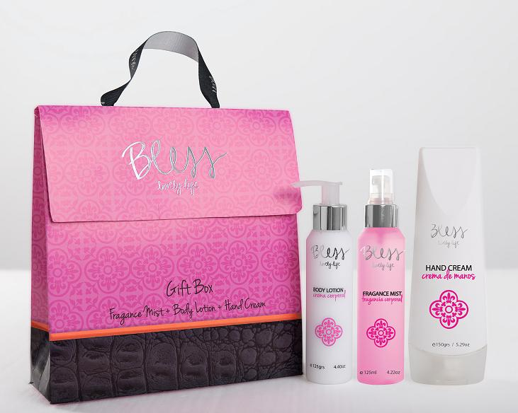 Gift Set Pink x 3 bless