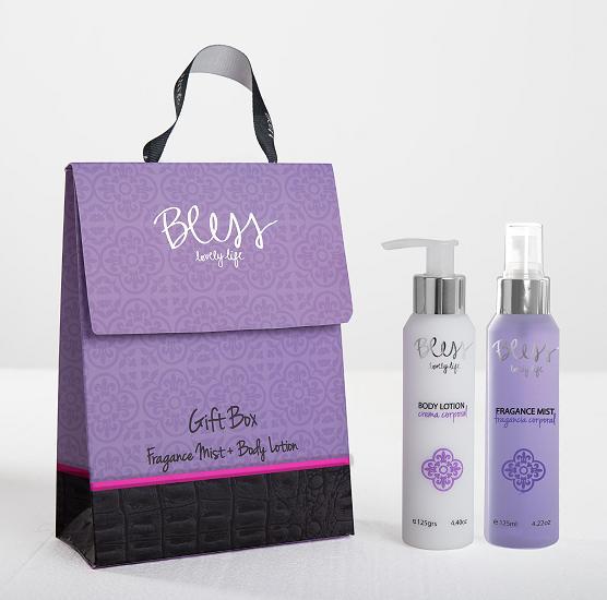 Gift Set Violet x 2 Bless