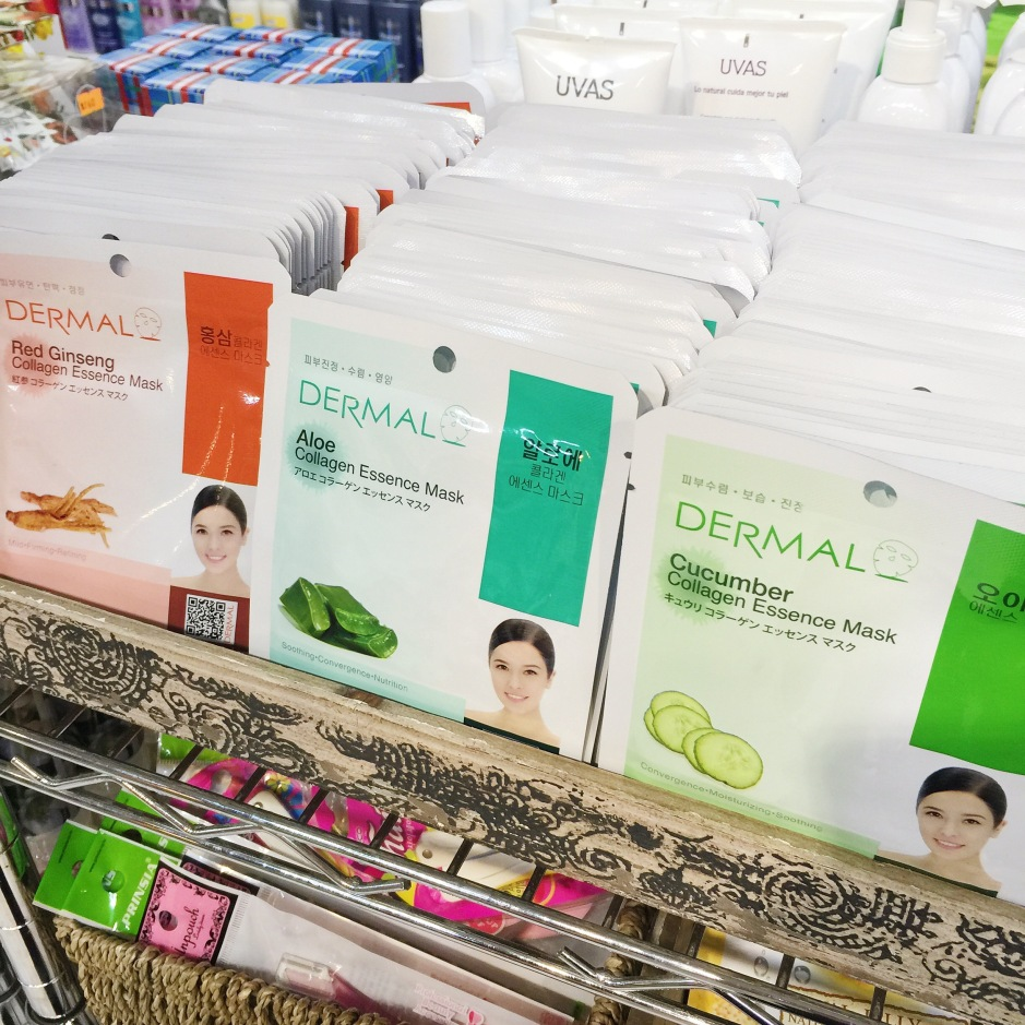 Dermal Sheet Masks