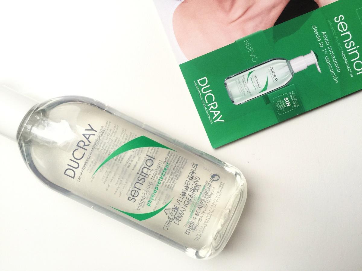 Sensinol de Ducray, la solución para el cuero cabelludo sensible e irritado