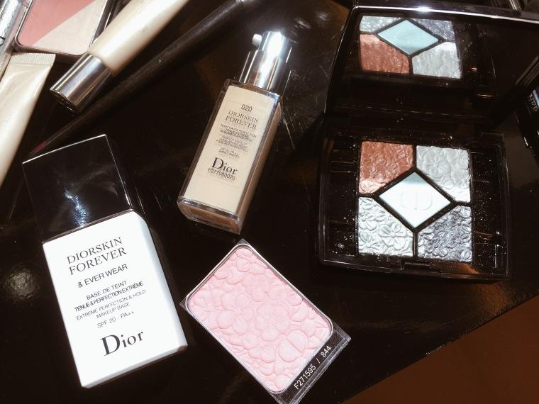 Diorskin Forever - Dior Glowing Gardens