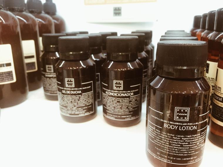 Perfumum Bue - Linea Hammam Travel Size