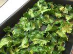 Chips de Kale - Receta