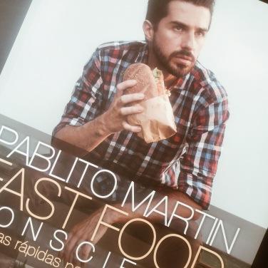 Pablito Martin - Fast Food Consciente