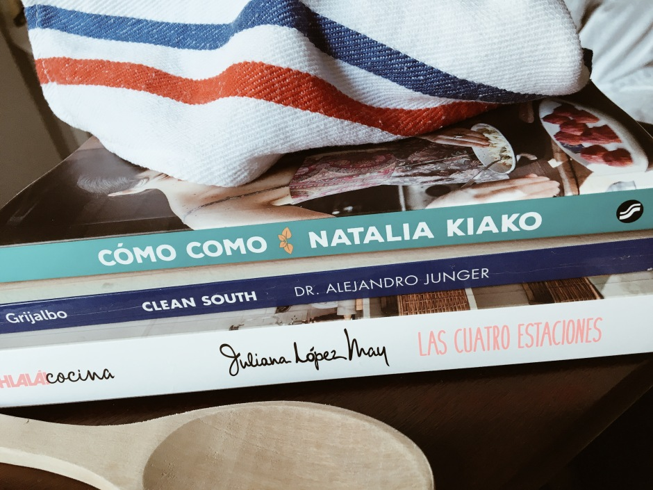 Libros de cocina saludable
