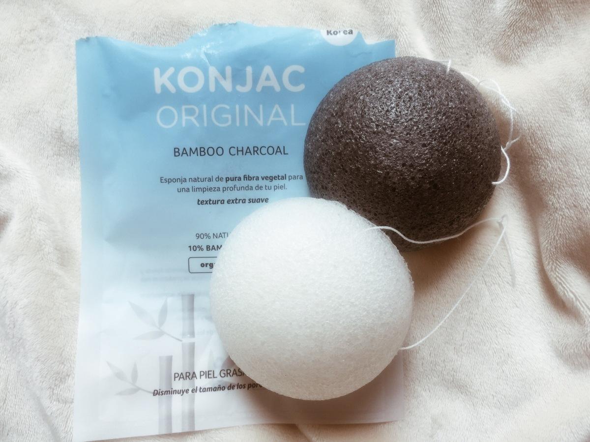 Las esponjas Konjac ya están en Argentina