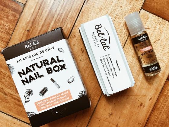 Bel Lab Natural Nail Box