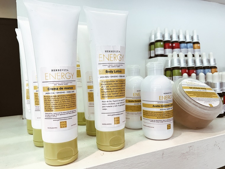 Perfumum Que - HERBEVITA - ENERGY
