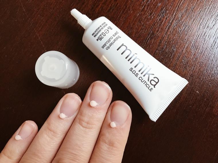 Lidherma - Mimika SOS Cuticle