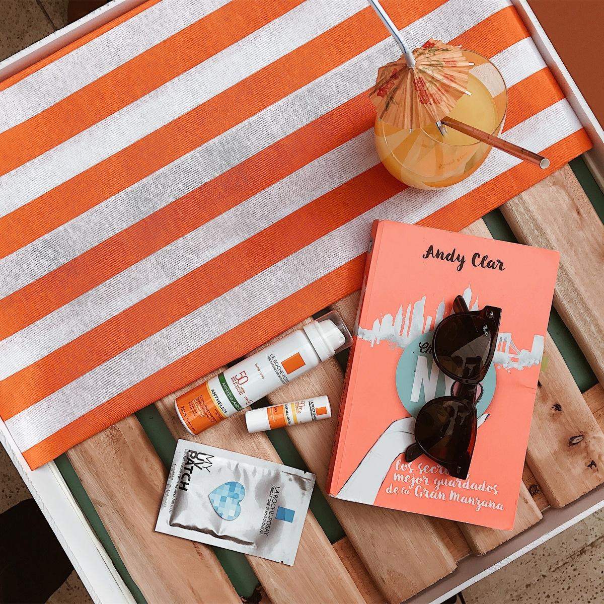 Como cuidarse del sol, campaña Salva Tu Piel de La Roche Posay
