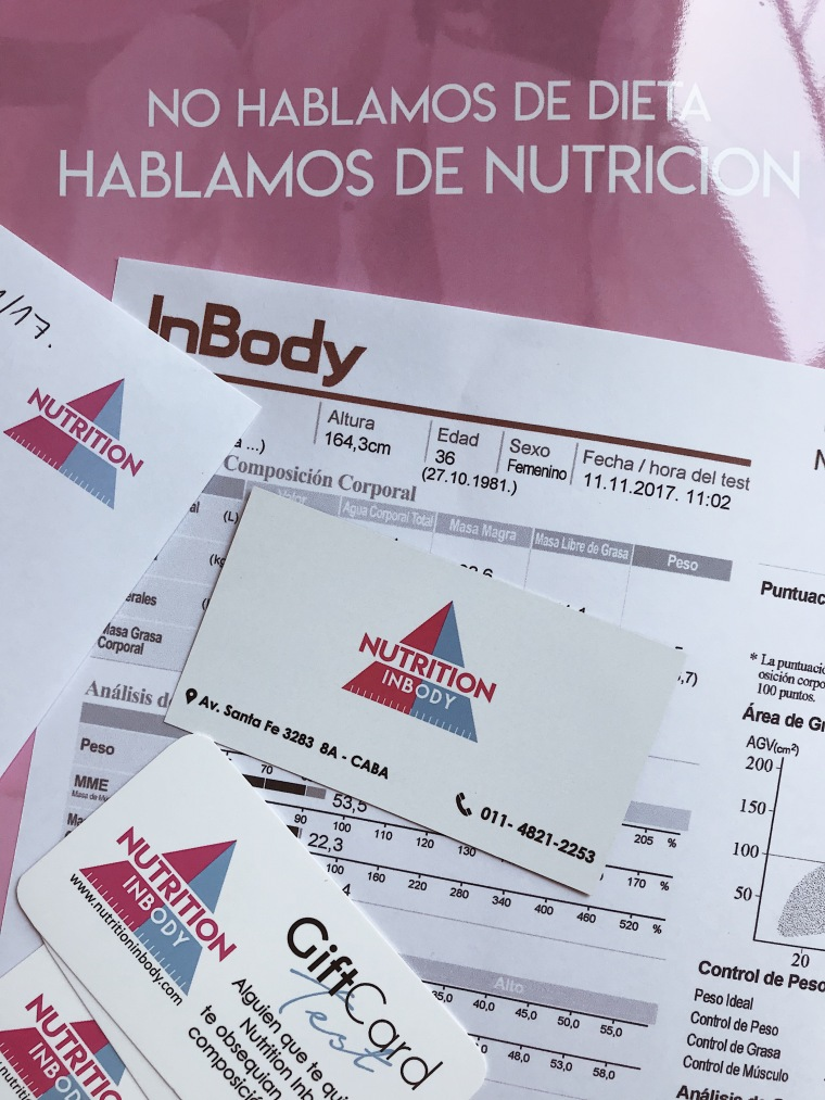 Nutrition InBody