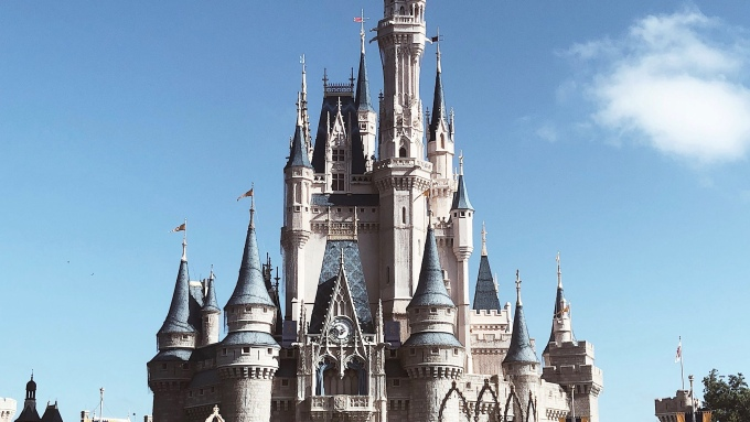 Magic Kingdom - Cinderella Castle